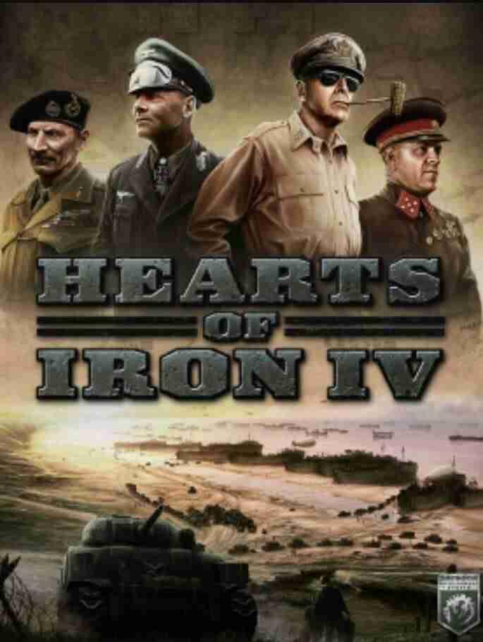 Descargar Hearts of Iron IV [MULTI][ACTiVATED] por Torrent